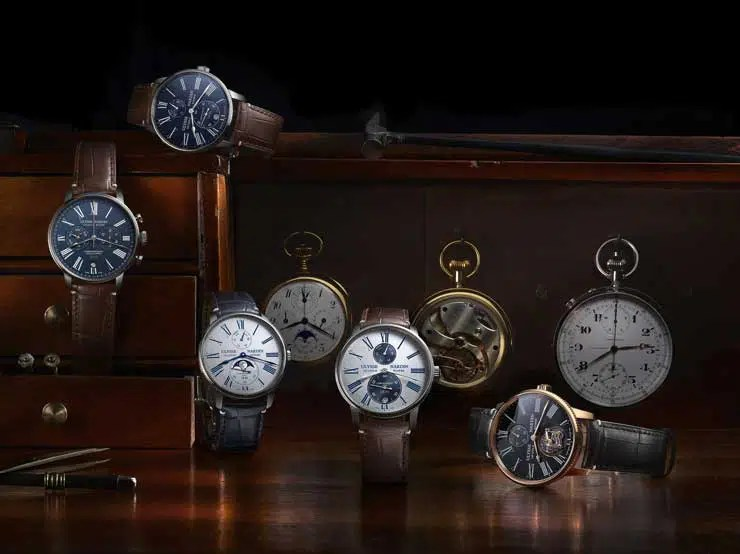 740 chronometry since 1846