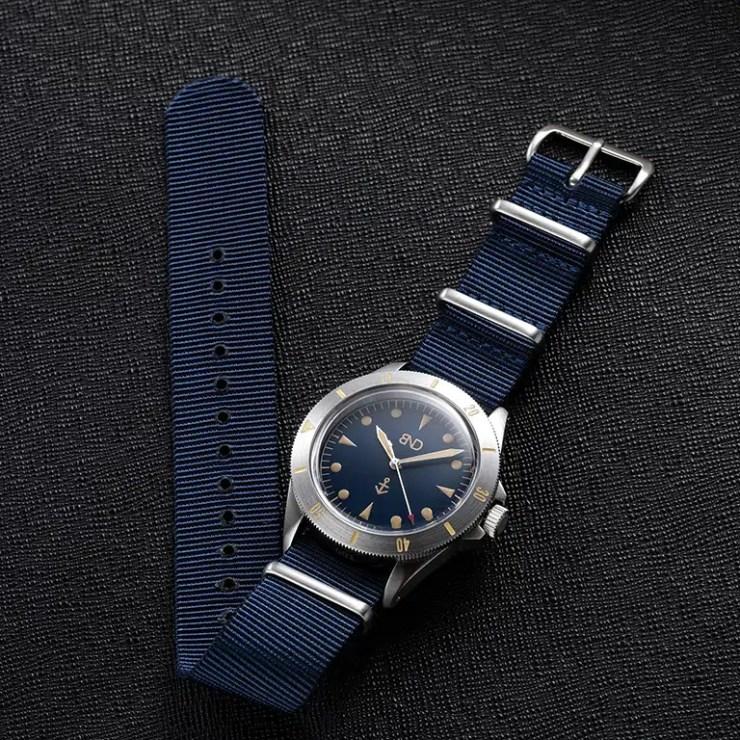 BND Watches Modell MNBLU