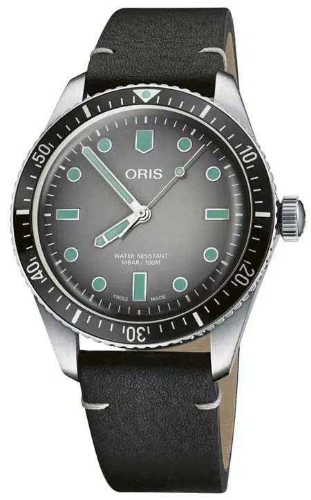 450Oris Divers SixtyFive Glow