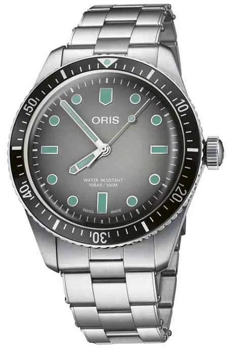 450 Oris Divers SixtyFive Glow