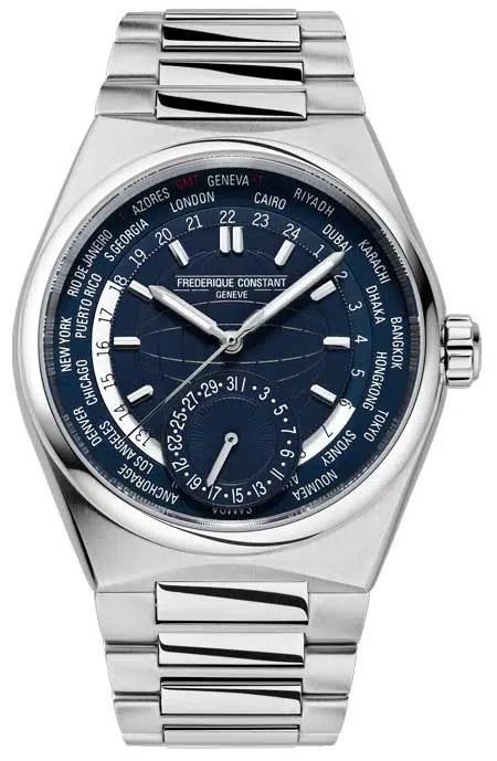 450.2021 Frederique Constant Highlife Worldtimer Manufacture