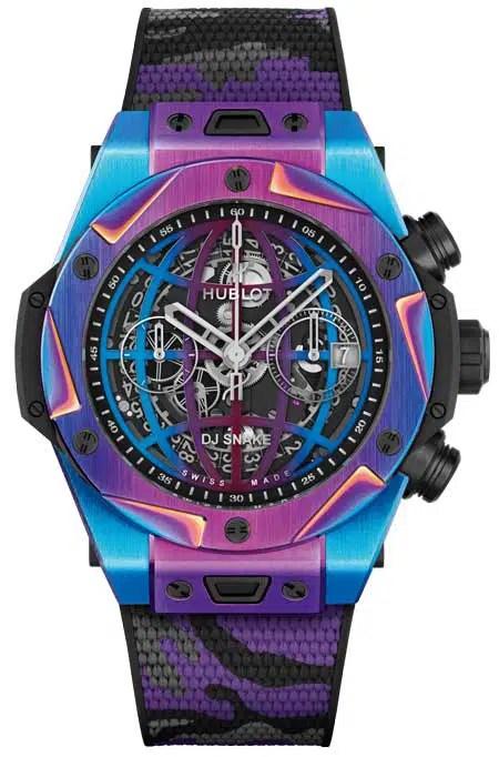 450.411.Hublot Big Bang DJ Snake