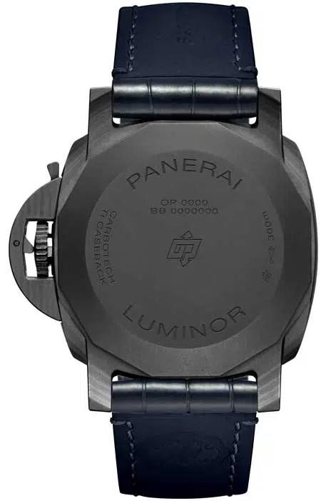 450.rs pam1664 Panerai Luminor Marina Carbotech Blu Notte