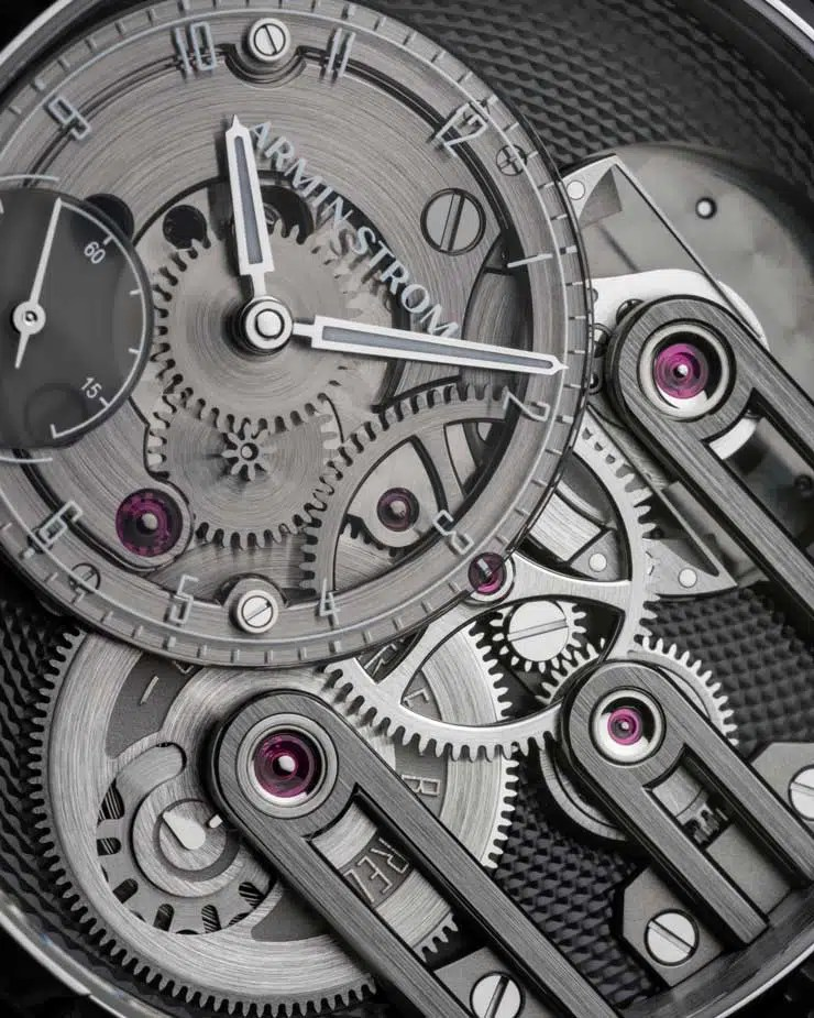 740.2 Armin Strom Gravity Equal Force Ultimate Sapphire