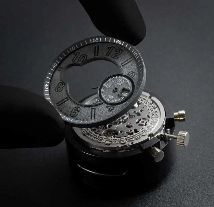 740 9 Big Bang Unico Berluti Aluminio