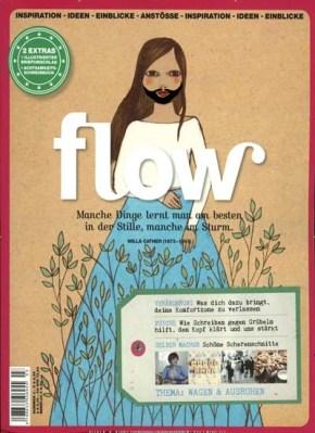 Flow Magazin hilft transformieren.