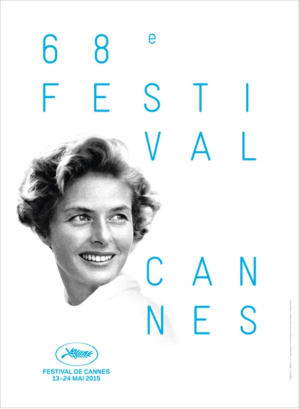 Offizielles Cannes Festival Plakat 2015