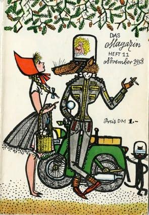 Das Magazin, Heft 11, 1985
