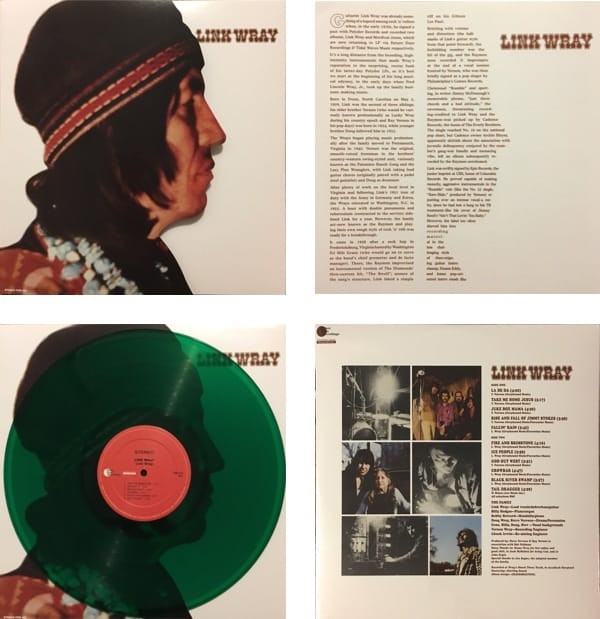 Future Days, Link Wray. 1971