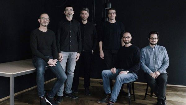 Die W&V Redaktion stellt heute eine neue Münchner Agentur vor.<br />v.l.n.r. Mathias Vetterlein, Daniel Kraljic, Stefan Roesinger, Lars Hansell, Andreas Villing und Fabian Glatzeder.