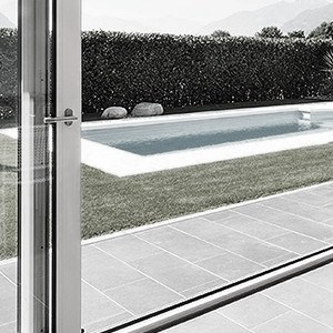 modern sliding patio doors neuffer
