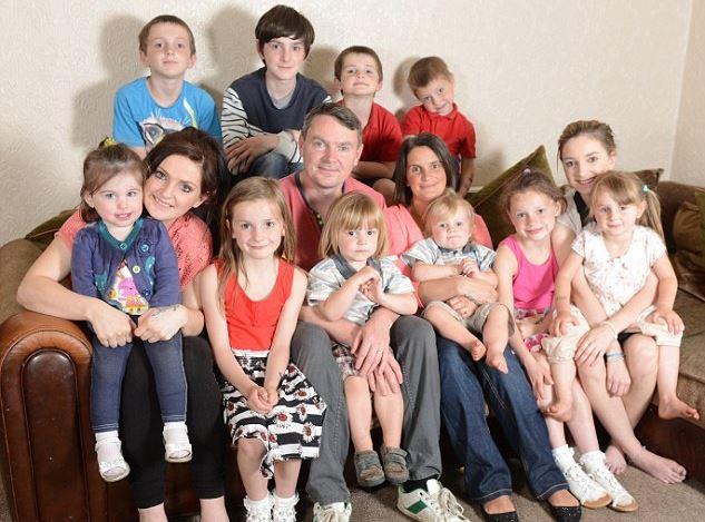 famille radford
