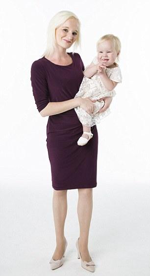 Zara et sa fille Emily