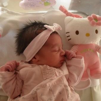 Poline, née le 1er octobre