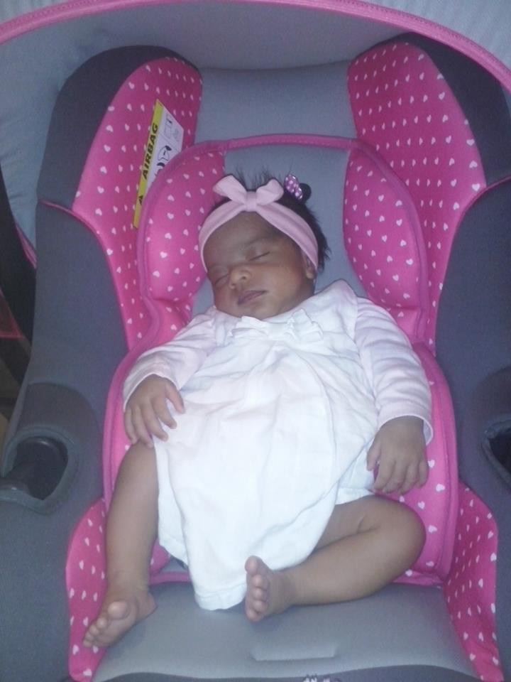 Teeyah, née le 6 octobre 2014