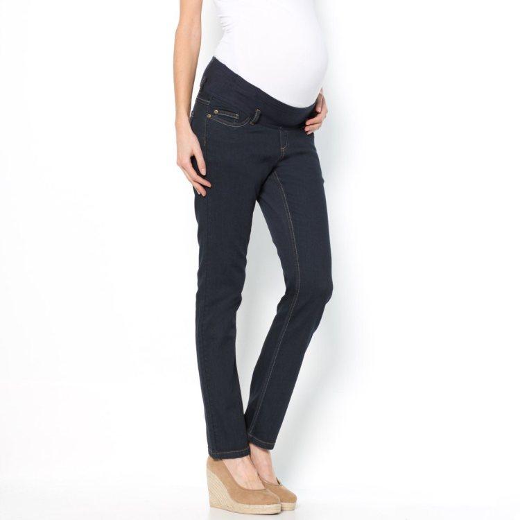 Jean de grossesse slim denim stretch montage bas la redoute