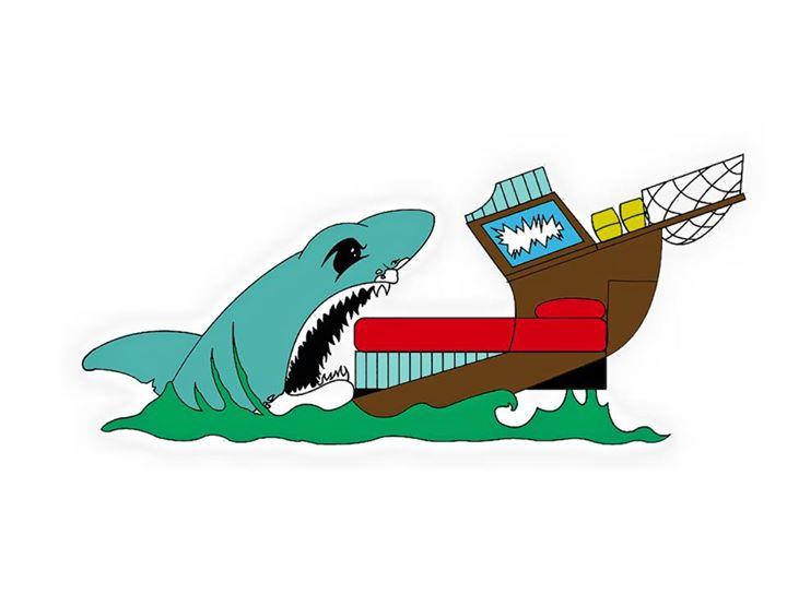 berceau requin creation