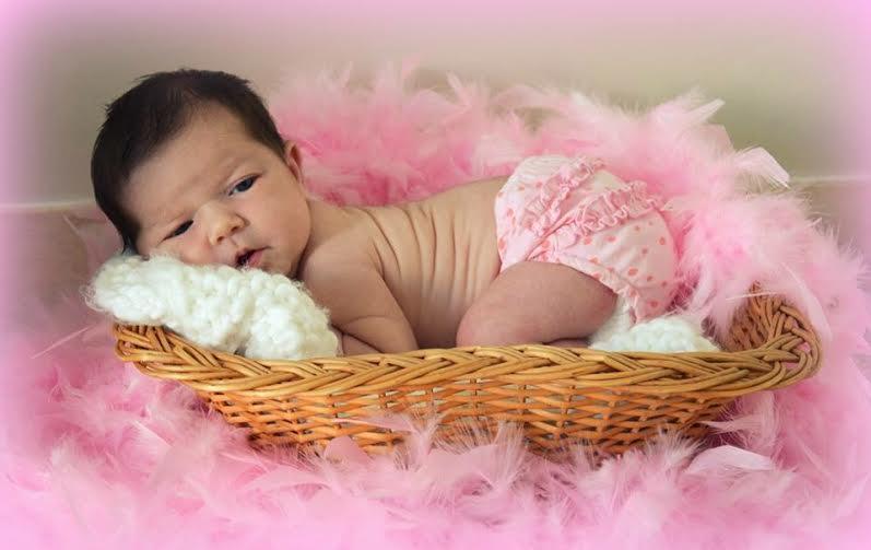 Léa, née le 3 juillet 2015