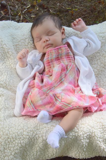 Liya, née le 3 juillet 2015