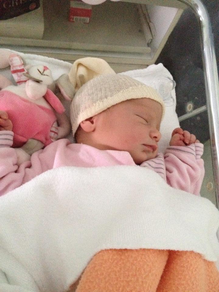 Ina, née le 19 juillet