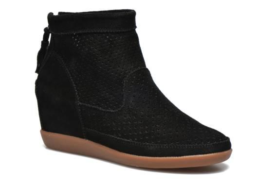 Les chaussures The Bear Emmy 2 découvertes sur Sarenza possèdent une doublure en cuir ainsi qu'une semelle intérieure en cuir ce qui est sûr, c'est que nos petons seront bien emmitouflés !  139.99 euros