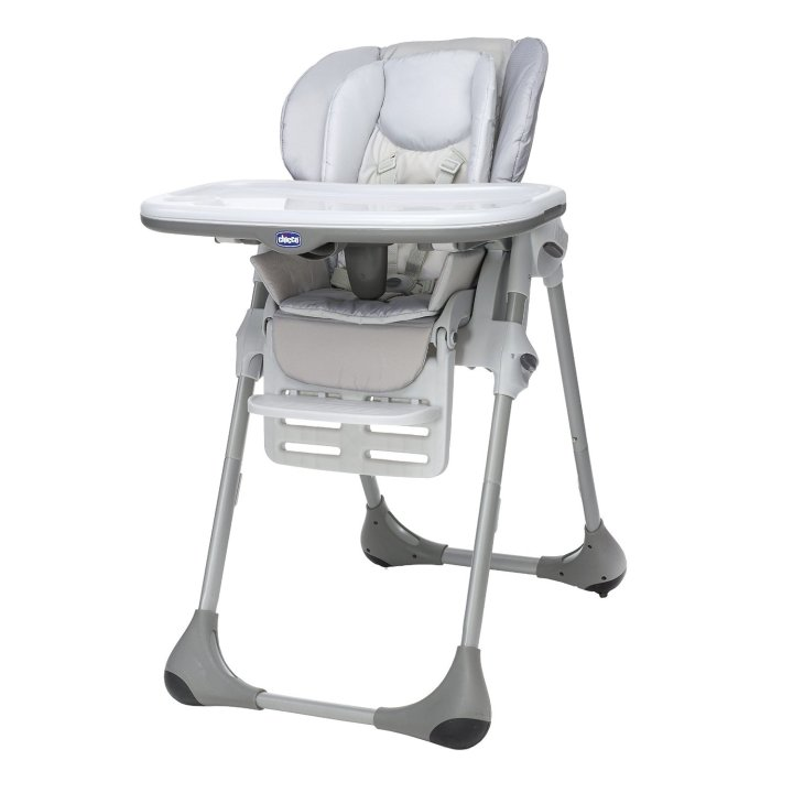 Chicco Chaise Haute Polly 2 en 1 Artic