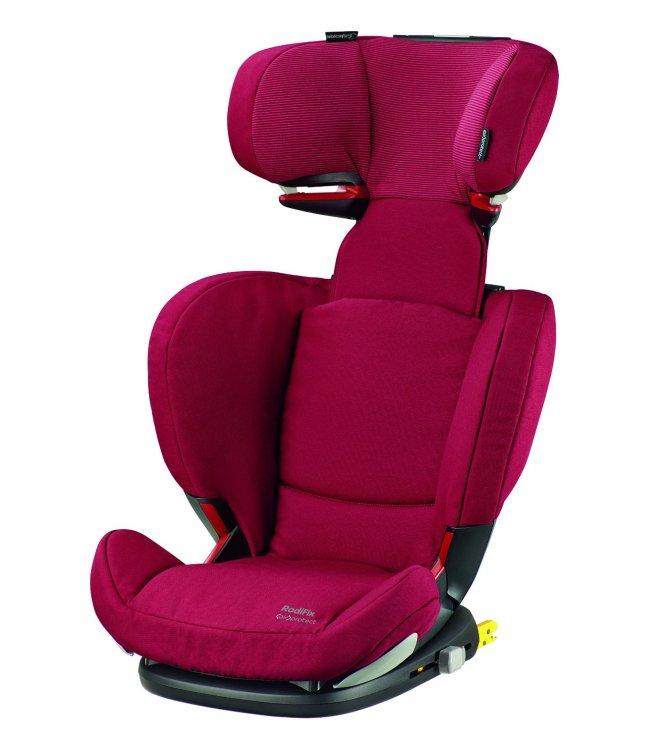 bebe Confort Rodifix Air Protect Collection 2016 Siege Auto Robin Red