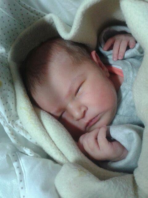 Sidonie, née le 15 janvier
