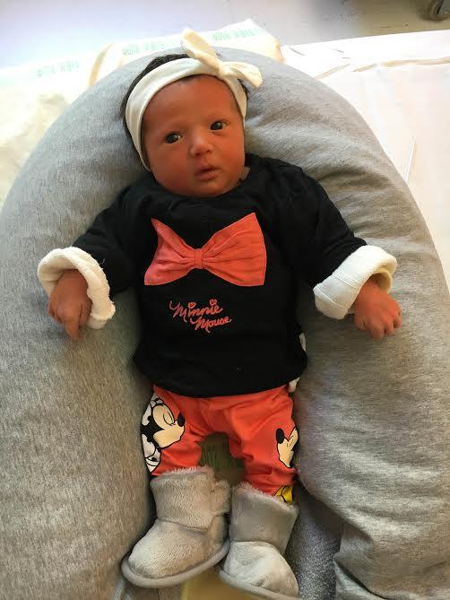 Nina, née le 23 février