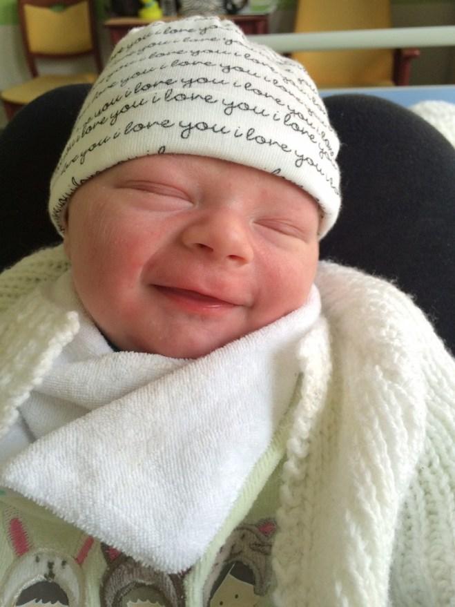Isaac, né le 26 février
