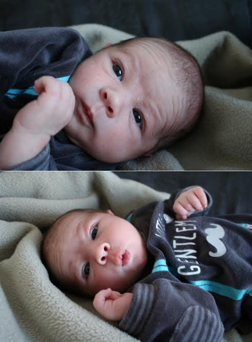 Nathanael, né le 8 février