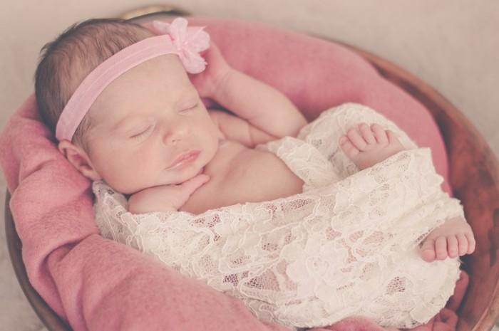 Margot, née le 9 mars