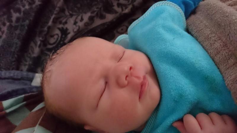 Sasha, né le 12 mars
