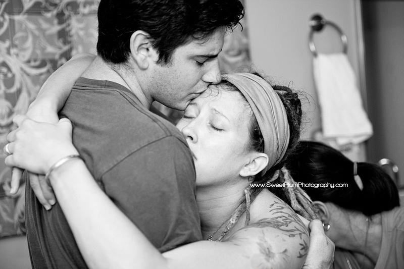 accouchement parents amour soutien photo