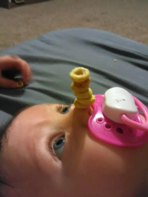 cheerios challenge parents