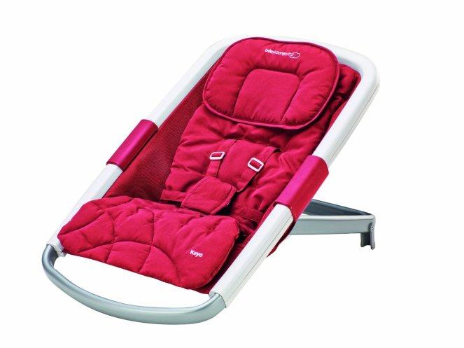 transat rouge bebe confort