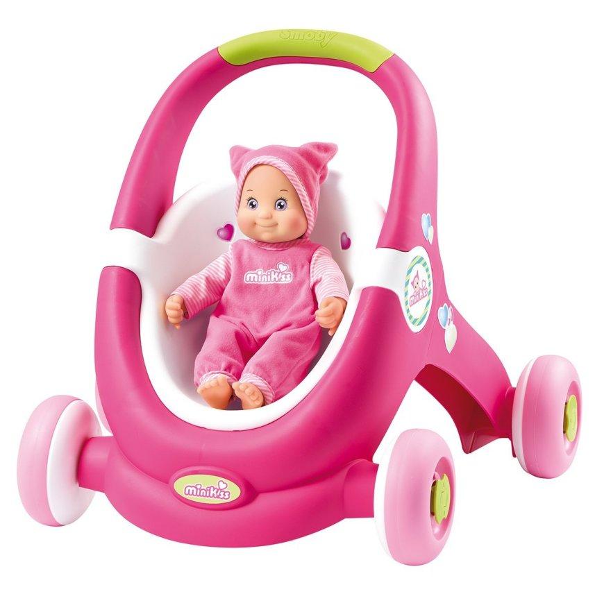 Smoby - 210201 - Minikiss - Baby Walker