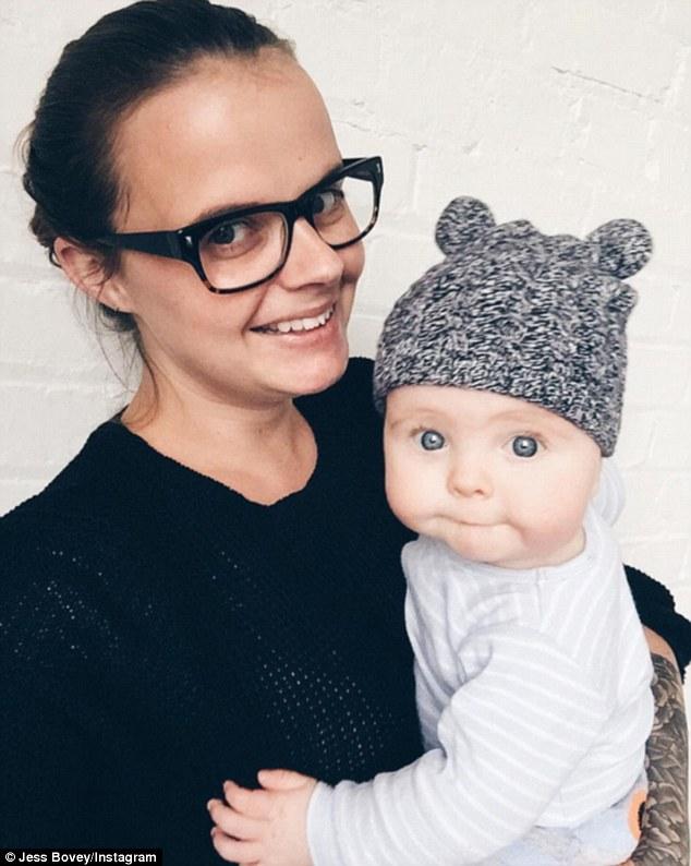 une blogeuse ose parler ouvertement de la grossesse 3