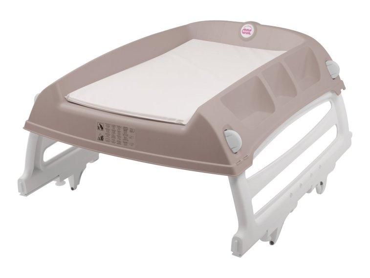 Babysun Nursery Table a Langer Matelas a Langer Flat
