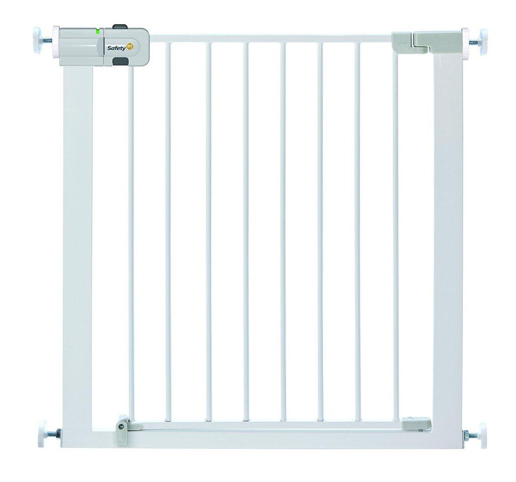 Barriere de porte et d escalier avec portillon Safety 1st