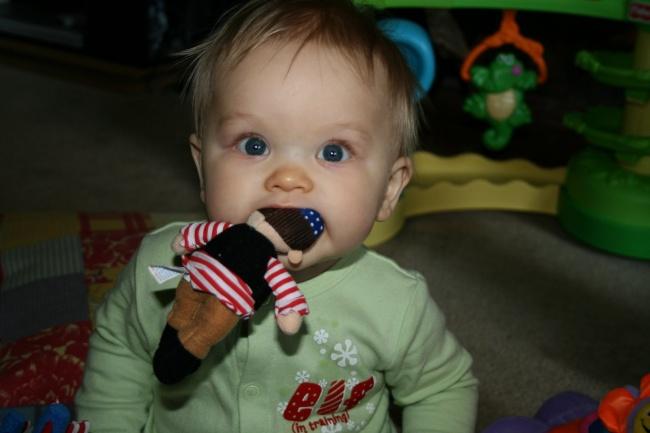 Quotidien des parents - bebe et les jouets