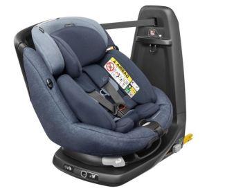 Siège-auto AxissFix Plus par Bébé Confort bleu