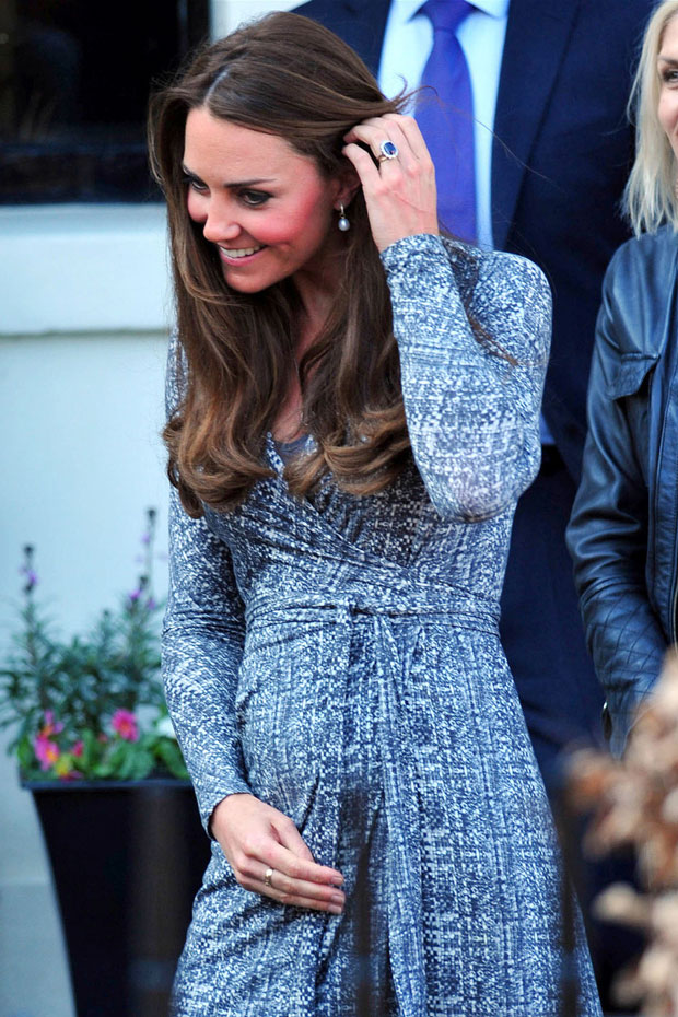 kate middleton enceinte look (1)