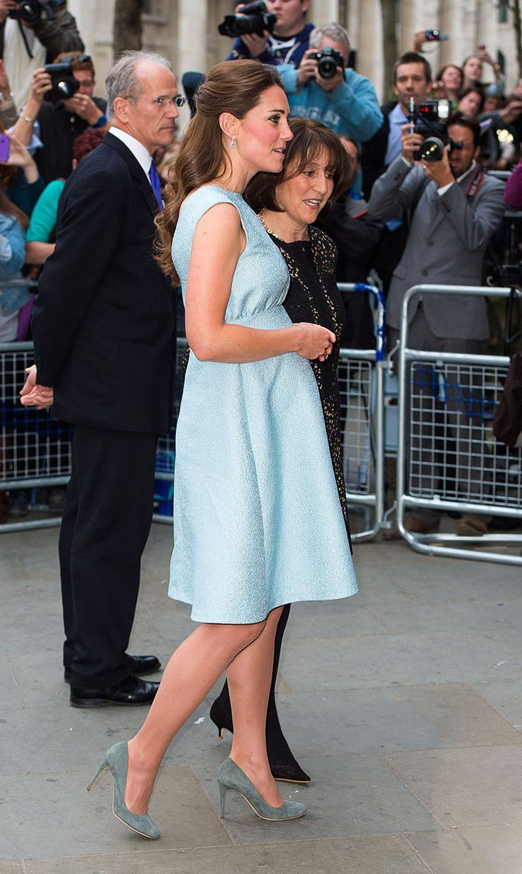 kate middleton enceinte look (2)