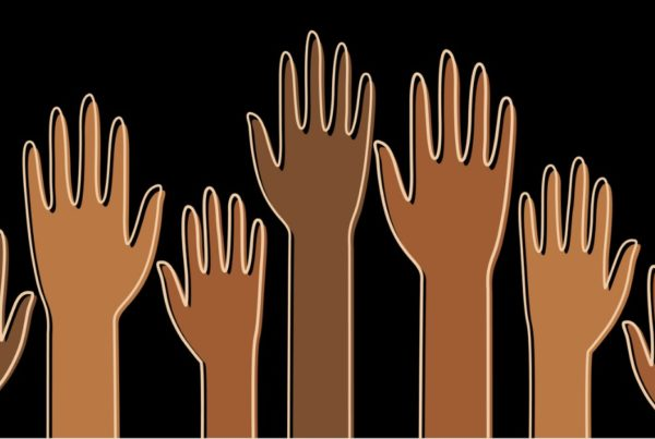 Racial Justice and Equity Depicted