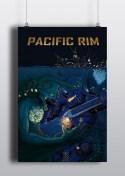 Poster Pacific Rim de Ikan