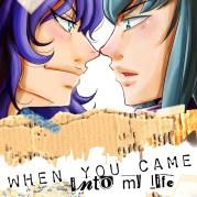 Portada de When you came into my life © 2015 Pandapon Studio