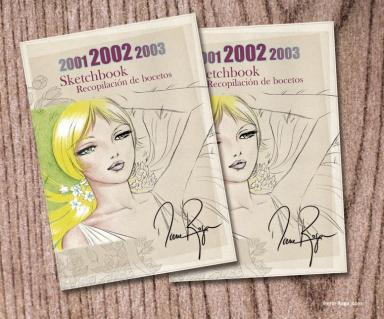 Sketchbook 2001-2003 © 2016 Irene Roga