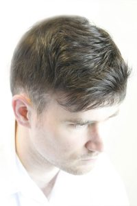 Versatile Mens Hairpiece