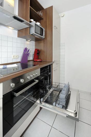 Küche und Geräte